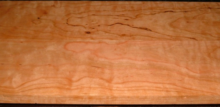 C2004-86,7/8x5-7/8x78, 7/8x5-7/8x78 , Curly Figured Cherry , (Cut from same plank)