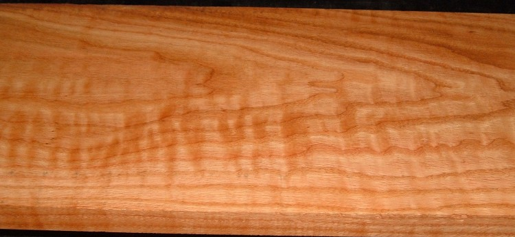RO2003-12,13/16x7-1/2x47, Curly Figured Tiger Red Oak